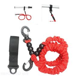 YYST 1 Piece 36 Inch Deluxe Red Tool Lanyard Fishing Leash S