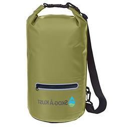 drysak waterproof dry bag army