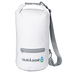 Såk Gear DrySak Waterproof Dry Bag | 10L White