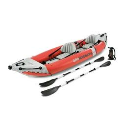 Intex Excursion Pro Kayak, Professional Series Inflatable 2