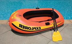 Intex Explorer 200 2 Person Boat Pool Toy