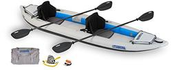 Sea Eagle 385FT FastTrack Inflatable Kayak Pro Package