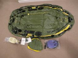Sevylor Fish Hunter HF250 Inflatable Boat Raft - Never Used