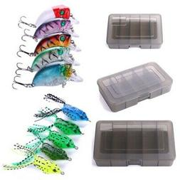 Fishing Gear Tackle Box Bag Storage Outdoor Boat Kayak Canoe