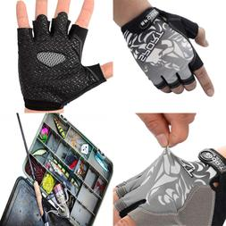 Fishing Gloves Fingerless For Men & Women UV Protection Kaya