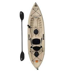 Lifetime Fishing Kayak Angler 100 Paddle Outdoor Adventure S
