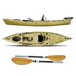 Fishing Kayaks Escape Angler Sit-On-Top Flatwater ocean with