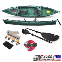 Fishing Kayaks Escape 12' ft Angler Sit-On-Top Flatwater oce