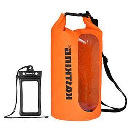 KastKing Floating Waterproof Dry Bag 10L/20L/30L Roll Top Sa