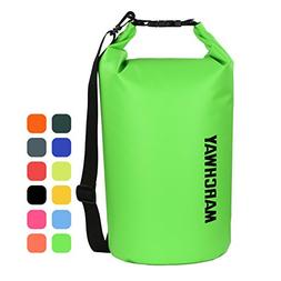 Floating Waterproof Dry Bag 5L/10L/20L/30L/40L, Roll Top Dry