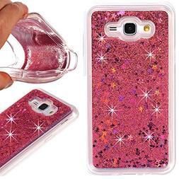 Galaxy On5 Case, On5 Case, VPR Sakura Liquid Quicksand Movin