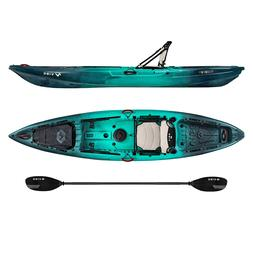 Vibe Yellowfin 120 12' Sit On Top Fishing Angler Kayak | Pad