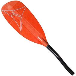 Geronimo Glass Whitewater Paddle - Ergo Bent Shaft