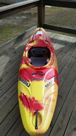 Lettmann Granate Whitewater kayak