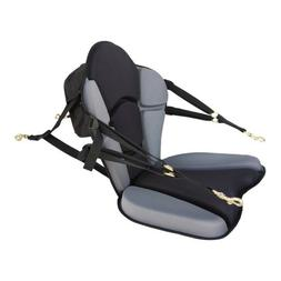 GTS Expedition Molded Foam Kayak Seat - Standard Zipper Pack