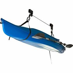 Heavy Duty Garage Utility Canoe, Kayak Bicycle Ceiling Lift