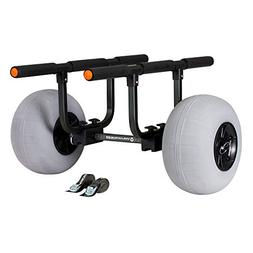 Wilderness Systems Heavy Duty Kayak Cart - Beach Wheels