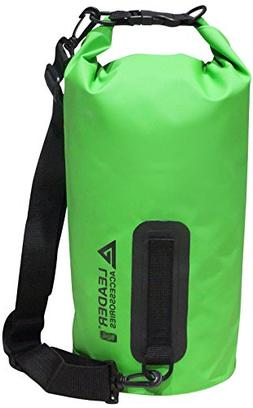 Leader Accessories New Heavy Duty Vinyl Waterproof 10L Green