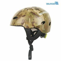 Helmet Water Sports Protective Head Gear Kayak Rafting Cycli