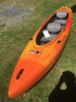 Old Town Heron Tandem Kayak With Rod Holders,paddle Park And