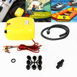 High Pressure Air Pump 12V Electric for Inflatable Boats Raf