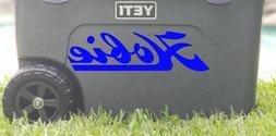 Hobie Kayak Fishing Surfing Die-Cut Vinyl Decal Sticker