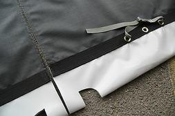 Hobie  Tandem Island Kayak Trampoline set Black Grey mesh Ex