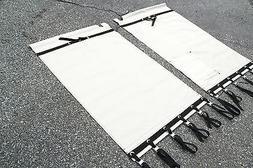 Hobie Tandem island Kayak Trampoline White MESH Pro Model w/