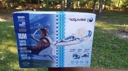 Sevylor Hui Sport Kayak Portable Inflatable  Outdoor Sports