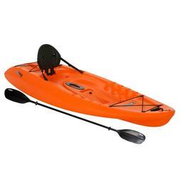 "Lifetime Hydros Orange 101"" Kayak, 2 pack Includes Paddles"