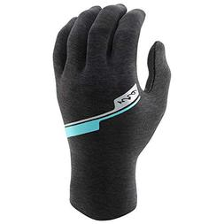 NRS Hydroskin Glove - Women's Grey Heather Medium