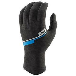 NRS Hydroskin Glove - Men's Grey Heather Medium