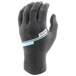 hydroskin gray heather black m