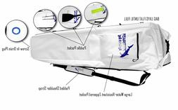 """PROYAKER ICY Catch Bag 48"""" Closed Cell Foam Insulated Kayak"""