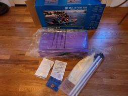 Inflatable 2 person boat Kayak Set- Sevylor FIJI K330 Travel