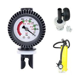 Inflatable boat air pressure gauge air connector for kayak R