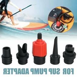 Inflatable Boat Kayak Pump Valve Adapter Sup Air Valve Paddl