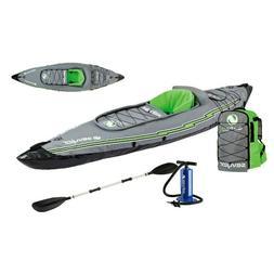 Inflatable Kayak - Sevylor K5 QuikPak, 1 Person, Max Weight
