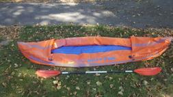 SEVYLOR Inflatable Kayak Tahiti K 79SB Professional self Bai