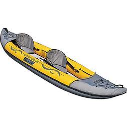 ADVANCED ELEMENTS Island Voyage 2 Inflatable Kayak, Yellow
