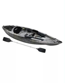 sun dolphin Journey 10 SS Angler Kayak, Paddle Includded