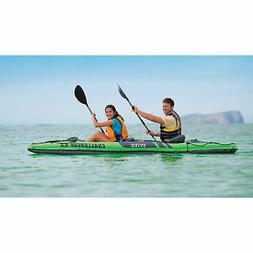 Intex K2 Challenger 2-Person Seat Inflatable Blow Up Fishing