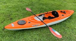 Pelican Kayak 10ft bounty 100 With Paddle