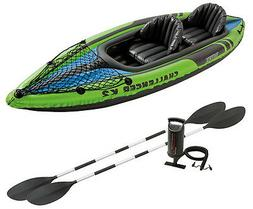 Kayak 2-Person Outdoor Recreation Water Sports, Inflatable I