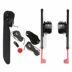 Kayak Accessories Adjustable Locking Foot Braces Pedals Tail