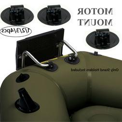 Kayak Accessory Fixed Buckles Grommet Fix Hook Motor Racket
