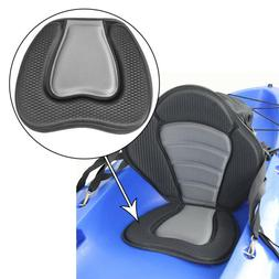Kayak Adjustable Seat Detachable Back Padded Deluxe Canoe So