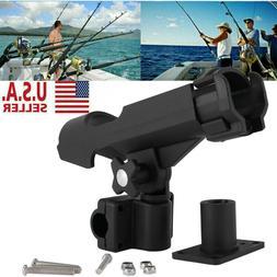 For Kayak Boat Fishing Pole Rod Holder Tackle Kit 1PC Adjust