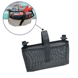 Kayak Canoe Fishing Mesh Storage Pouch Tackle Box Holder Bag