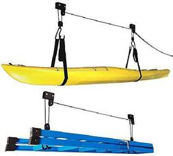 Kayak  Canoe Lift Hoist Kayak For Garage  Canoe Hoists 125 l